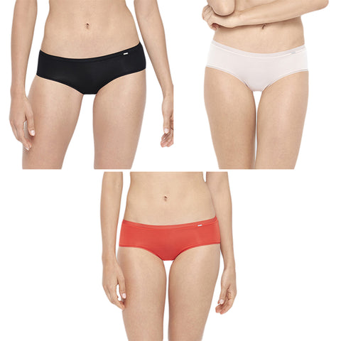 5e8291309202 BeMe NYC Women's Essensuals Hipster Panties BMED07 $17 NWT