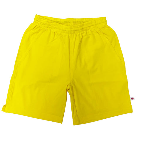 BOAST Boy's Bright Yellow Match Shorts $50 NEW
