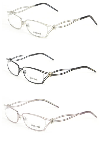 Roberto Cavalli Botton D'oro 634 Eyeglass Frames 55mm NEW