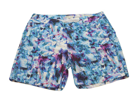 "ONIA Men's Blue Multi Calder 7.5"" Sardus Swim Trunks MS01PSA $175 NWT"