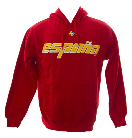 MAJESTIC Men's Red España World Baseball Classic Hoodie K099 $55 NEW