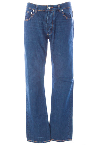 BLUE BLOOD Men's Everday RBJ Denim Button Fly Jeans MW08D40 $250 NWT