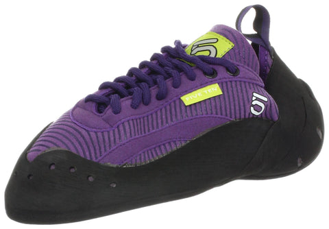 Five Ten Men's Purple Quantum Stealth Climbing Shoes $185 NEW