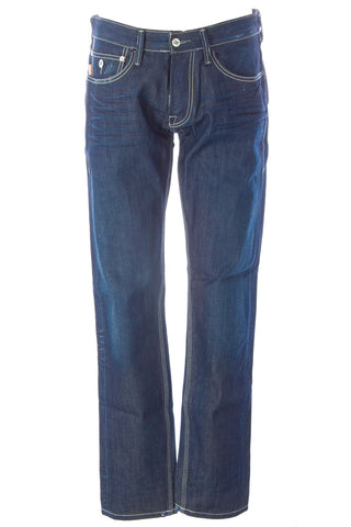 BLUE BLOOD Men's Focus CBR Denim Button Fly Jeans MS08D21 $250 NWT