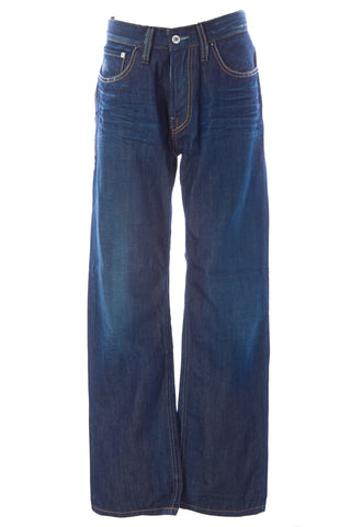 BLUE BLOOD Men's Form CBR Denim Button Fly Jeans MS08D02 $250 NWT