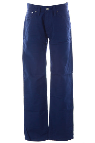 BLUE BLOOD Men's Form CCD/Indigo Denim Button Fly Jeans MDGS0716 $250 NWT
