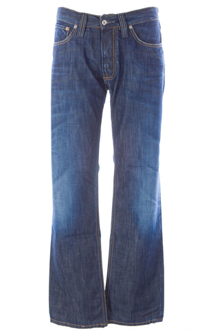 BLUE BLOOD Men's Form CTI Denim Button Fly Jeans MFOFS0763 $250 NWT