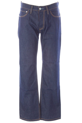 BLUE BLOOD Men's Form DCD Denim Button Fly Jeans MDG0747 $250 NWT