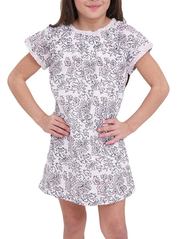 ROBERTA ROLLER RABBIT Girls Rose Flora Akari Dress 6 Years $55 NEW