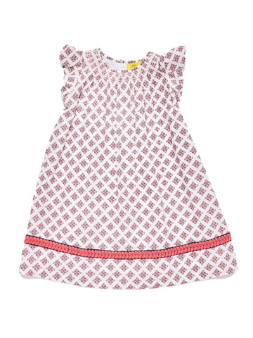 ROBERTA ROLLER RABBIT Little Girls Rose Meda Antonia Dress 2 Years $75 NEW