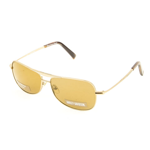 Harley-Davidson Women's Sunglasses, HDX834 GLD-6 58mm
