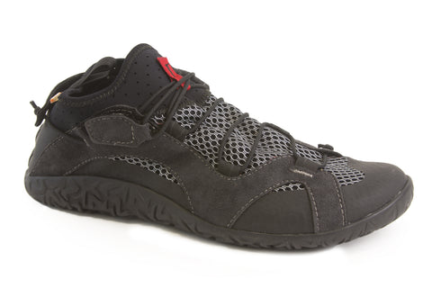 Lizard Footwear Men's Kross Amphibious Black Trail Shoes $109.95 NEW