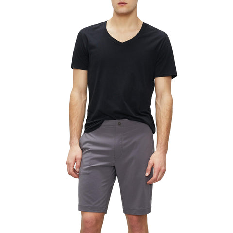 "ONIA Men's Charcoal Calder 10"" Swim Trunks MS02CN $135 NWT"