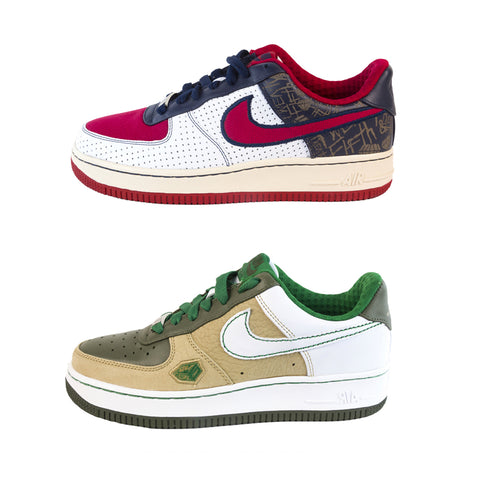 NIKE Big Kids Air Force 1 Premium NS Sneakers 315517 $110 NWOB