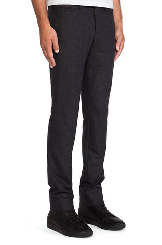 BLK DNM Men's Grey Melange Pant 35 US 4 $345 NWT