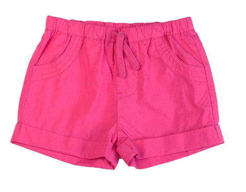 EGG BY SUSAN LAZAR Baby Girl's Pink Pull On Bubble Short P5BC2980 $49 NEW