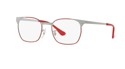 Ray-Ban Junior Silver Retro Metal Eyeglass Frames RB1051 47mm $113 NEW