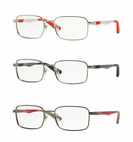 Ray-Ban Kid's Rectangular Eyeglass Frames RB1043 $100 NEW