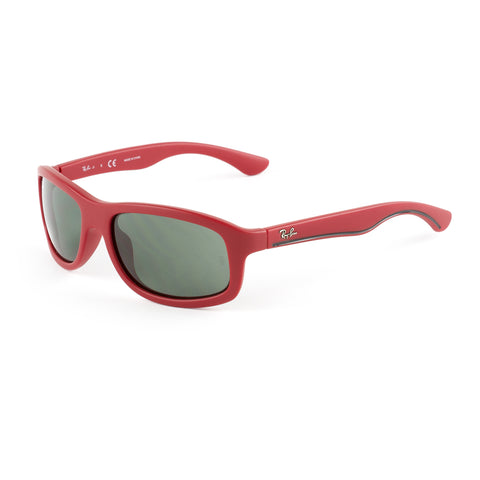 Ray-Ban Junior Kid's Red Classic Sunglasses 9058S $90 NEW
