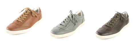 J. LINDEBERG Men's Sport Leather Golf Sneakers $195 NWOB