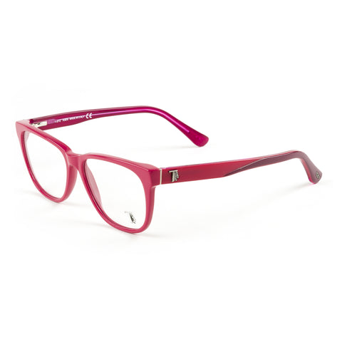 TOD'S Pink/Purple Square Full Rim Eyeglass Frames TO5087-077 NEW