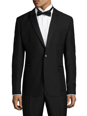 BLK DNM Men's Black Tux Jacket 25 #MKW8301 $695 NWT