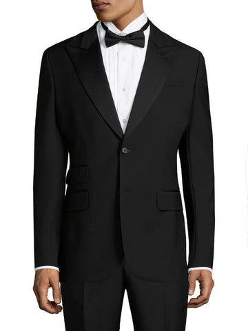 BLK DNM Men's Black Tux Jacket 9 #MKV301 US 40 $695 NWT