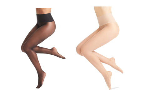 Warner's No Pinching No Problems Sheer Tights NEW