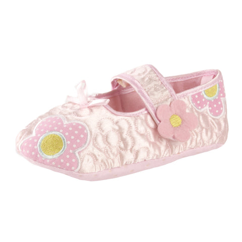 CARTERS Girl's Flower Comfy Fit Toddler Shoes Size Large 9 - 10 MSRP $24 NEW