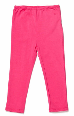 EGG BY SUSAN LAZAR Baby Girl's Pink Full Length Legging P5JE2820 $34 NEW