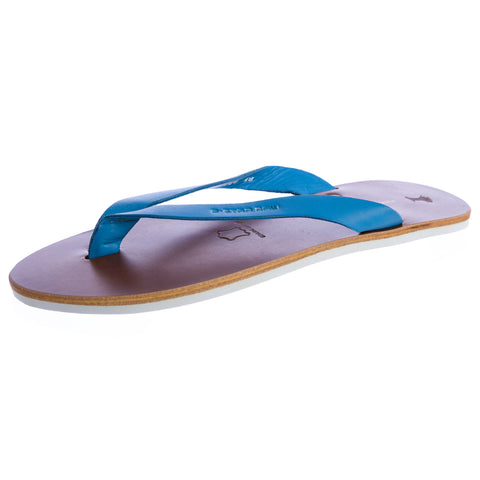 G-STAR Raw Women's Correct Line Blue Flip Flop Sandals GS83100/0BB NEW