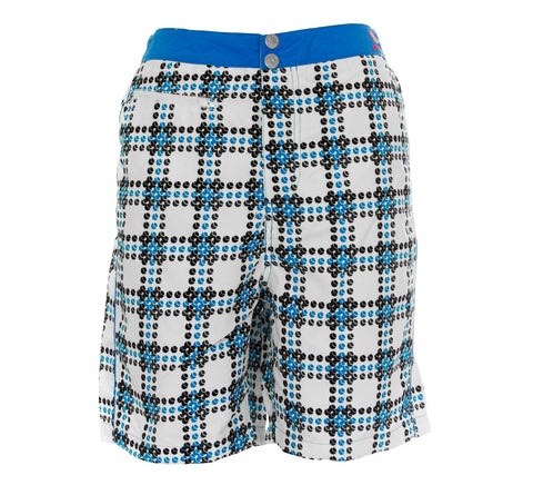 Bjorn Borg Men's Blue Graphic Swim Shorts 091-6-5422 $80 NEW