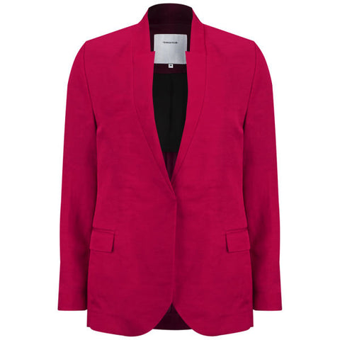 SURFACE TO AIR Women's Spray Pink Sabina Blazer $460 NEW