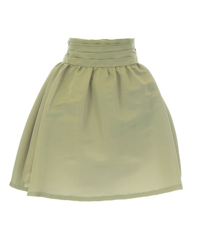 ANNE LEMAN Women's Moonstone High Waisted Susanna Skirt SP91SK2 $320 NEW