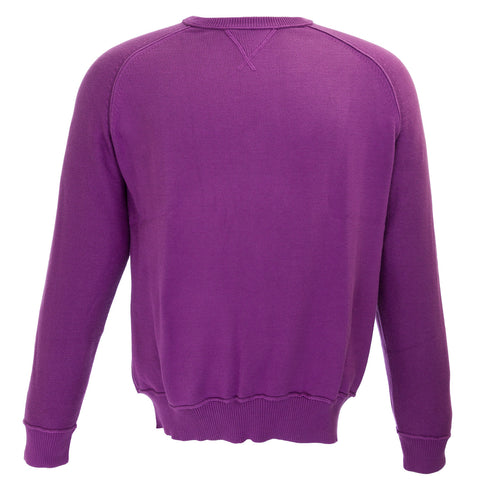 TAILORBYRD Mens Hot Pink Cotton Crewneck Sweater MK10C A-SB300 $115 NEW