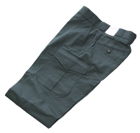 FLYING CROSS Men's Spruce Green UNHEMMED Intellidry Uniform Pants #UD49306 NEW