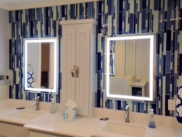 Lighting is Everything: How our Illuminated Mirrors Help Your Look