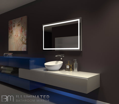 Dimmable LIGHTED MIRROR Harmony 48 X 28 in Available 30th November Preorder now