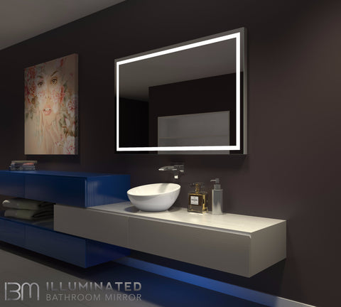 Dimmable Lighted Mirror Harmony 55 X 36
