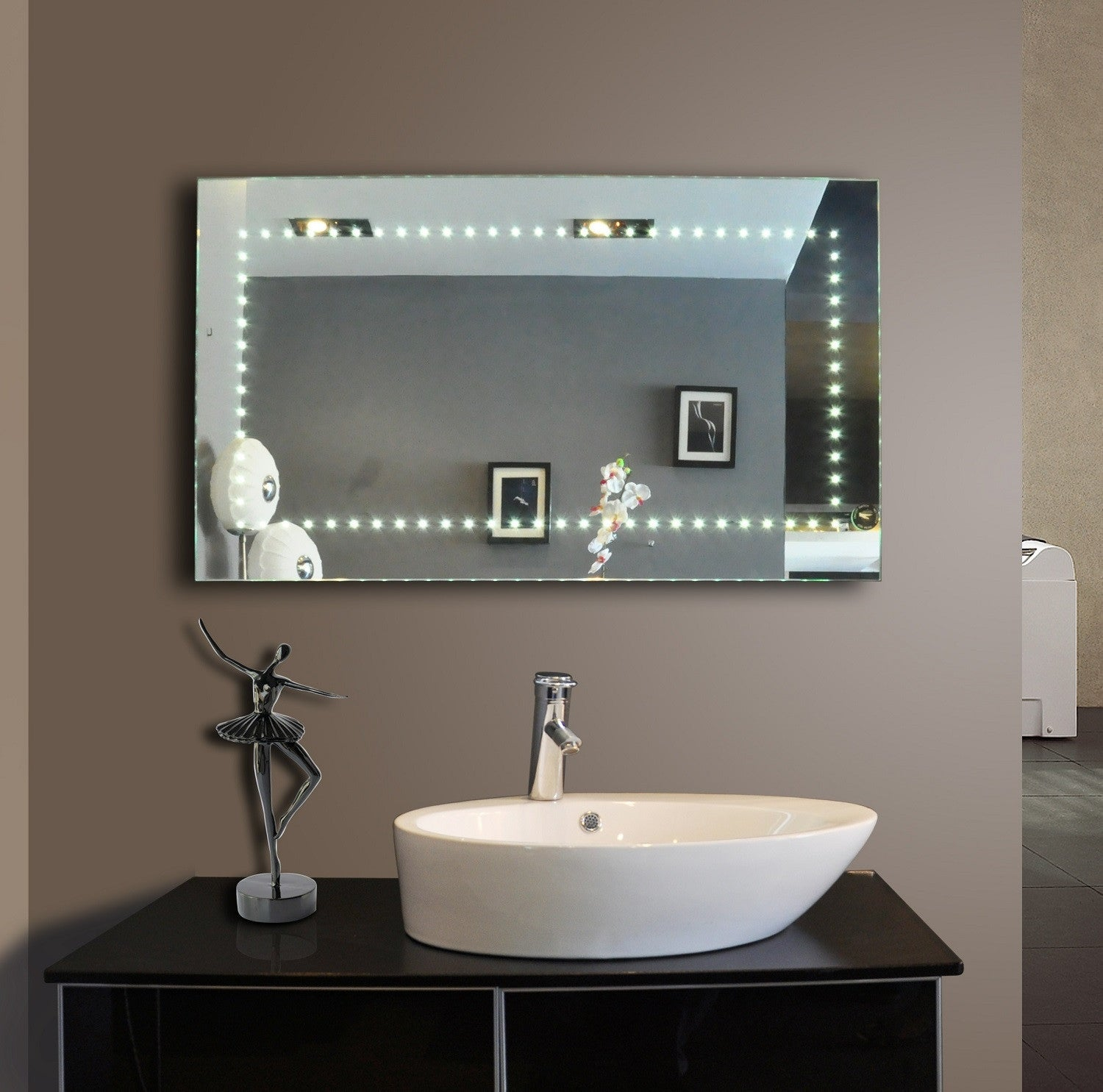 high quality Fog free mirror, Illuminated makeup mirror, best fog free mirror, affordable Illuminated makeup mirror