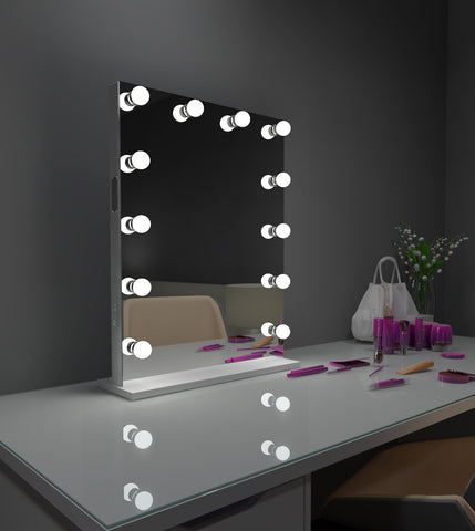 Hollywood Mirror Grace 24 x 32 with bluetooth