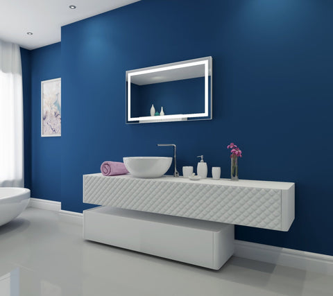 Dimmable Lighted mirror Harmony  40 X 24