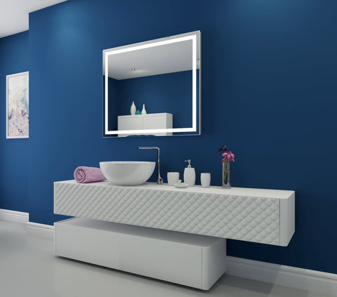 Dimmable Lighted Mirror Harmony 40 X 35