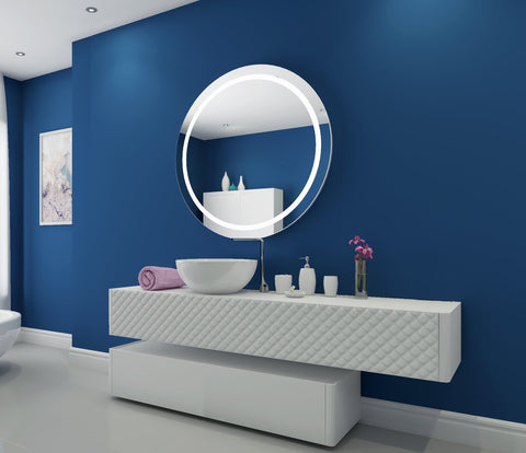 Dimmable Lighted Mirror Harmony 44  X 44