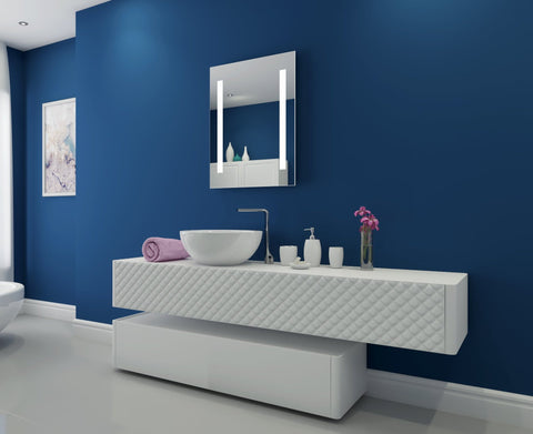 Dimmable Lighted mirror Verano  24 X 32