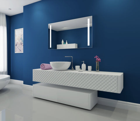 Dimmable Lighted mirror Verano  48 X 28