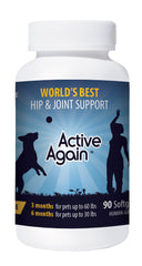 Assist with Joint Stiffness, Increase Mobility in Dogs & Cats