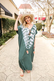 BUDDY LOVE Emerald Maxi Dress