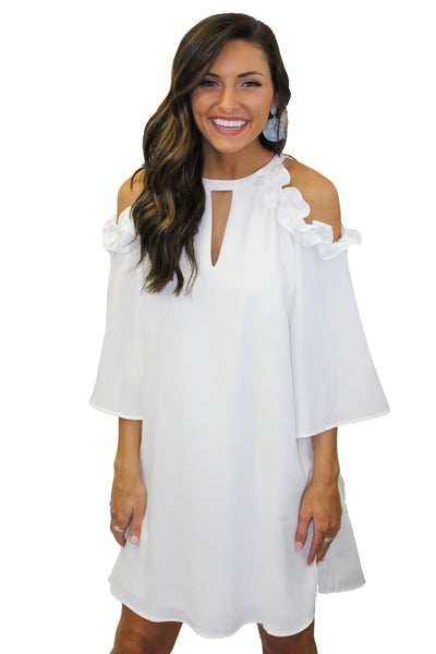 Bachelorette White Dress