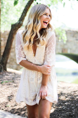 Date Night Romper